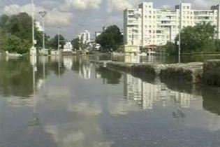 В Тирасполе вода продолжает прибывать (видео)