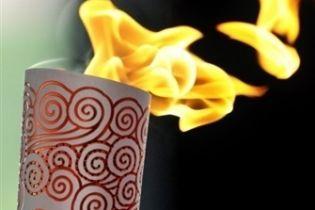 Олимпийское пламя зажжет гимнаст