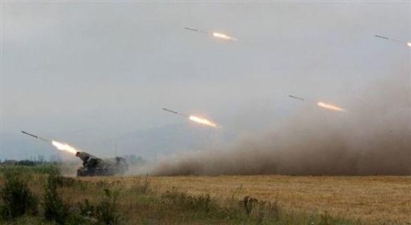 Обстріл Осетії