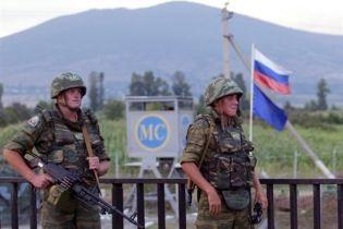 Ющенко намекает, что Грузии пора избавиться от российских миротворцев (видео)