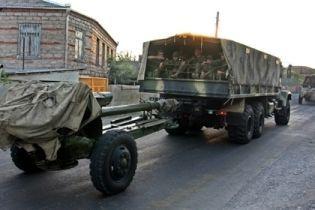 Южная Осетия сообщила о новых обстрелах (видео)