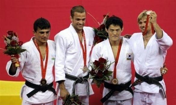 Медалісти Олімпіади-2008