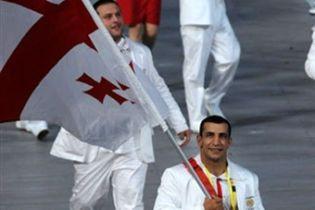Грузинские спортсмены покидают Олимпиаду