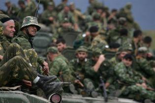 США перебросили грузинских военных с Ирака