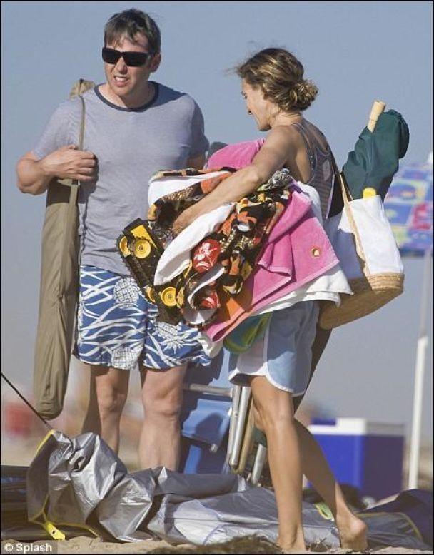 Что у Сары Джессики Паркер с мужем? (фото)