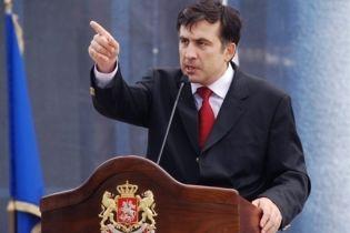 НАТО за Саакашвили