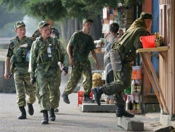 Російські військові в Грузії