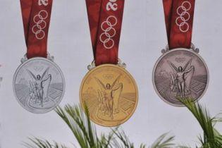 Как Украина олимпийцев отблагодарила (видео)