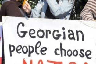 Грузия просит НАТО о помощи