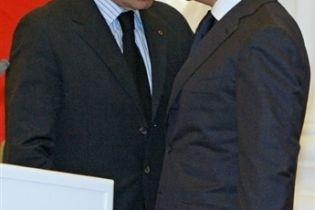 Саакашвили принял условия Медведева и Саркози (видео)
