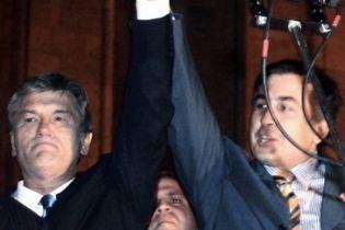 Саакашвили: для меня нет отдельной позиции Ющенко или Тимошеко