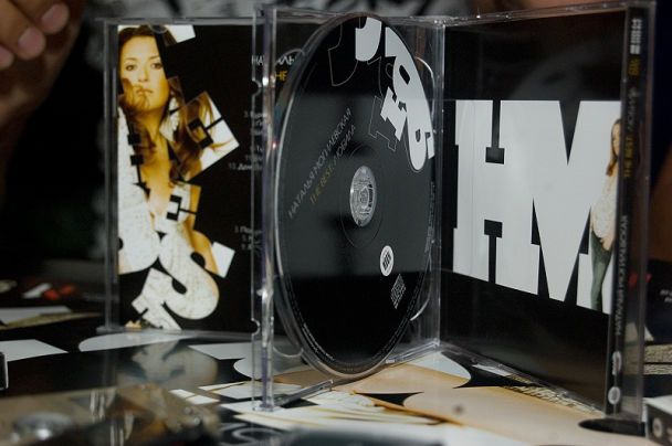 Могилевская выпустила альбом The best и теперь готовится стать мамой (фото)