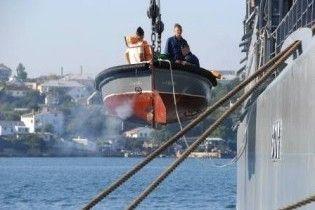 Корабли ЧФ России не возвращаются в Севастополь