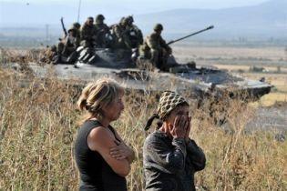 Наблюдатели ОБСЕ прибывают в Грузию (видео)
