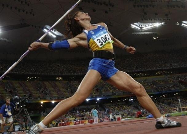 Триумф Украины в соревнованиях многоборок! (фото)