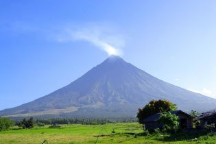 На Филлипинах возле вулкана построят гостиницу