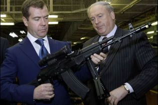 Россия увеличивает расходы на оружие