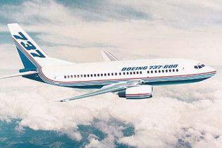 В Белграде сел Boeing-737 со 188 пассажирами на борту