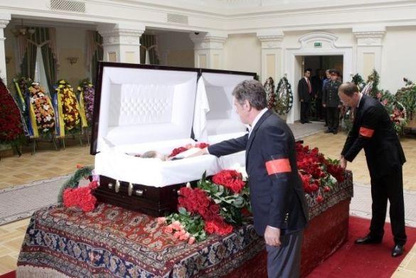Ющенко Яценюк