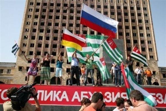 Святкування незалежності Абхазії