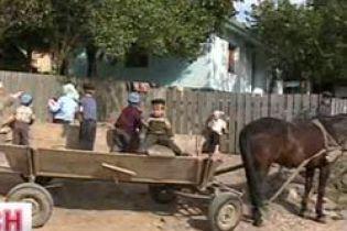 В Тернопольской области отказались от цивилизации (видео)