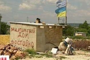 Крымскую землю разбирают даром (видео)