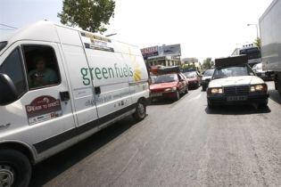 Экологические авто пленили Грецию (видео)
