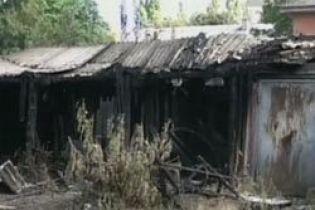 В Кировограде за землю борются огнем (видео)