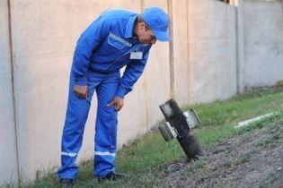 МЧС очищает Лозовую после взрывов