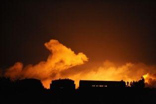 В Лозовой взрывы умолкают (видео)