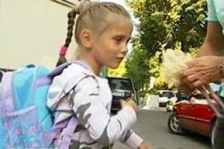 Как звезды готовят к школе детей (видео)