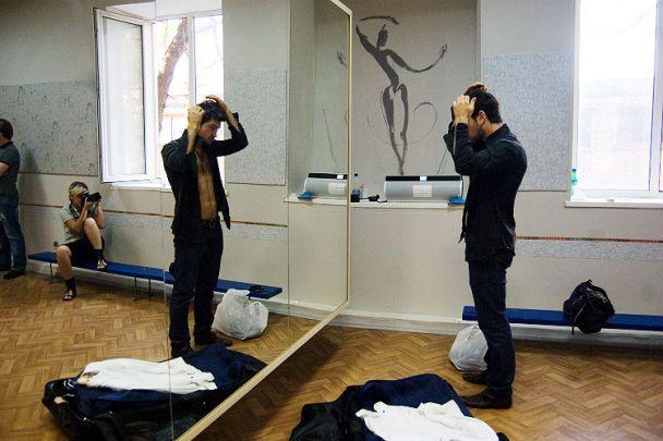 """На проекте """"Танцую для тебя"""" Бондарчук станет папой"""