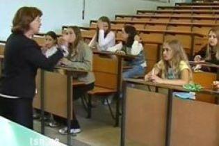 Учителя обвинили в украинофобии (видео)