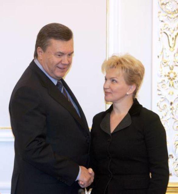 Богатирьова-Янукович
