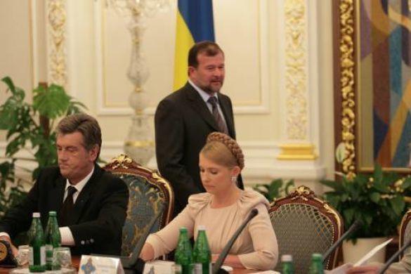 Ющенко-Тимошенко-Балога