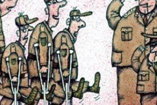 Как в армии становятся инвалидами (видео)