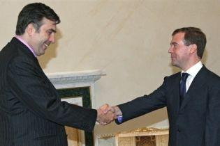 Саакашвили принял план Саркози-Путина