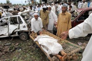 Количество жертв теракта в Пакистане выросло до 33