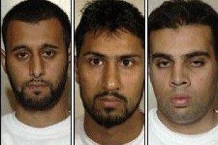 Британский суд признал виновных в подготовке терактов