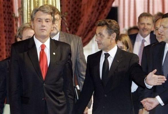 ющенко-саркозі