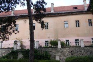 Четыре картины похитили из Ужгородского замка (видео)