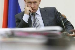 СМИ обвинили Путина в экономических неурядицах