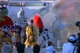 Буддисты помолились в Иерусалиме (видео)