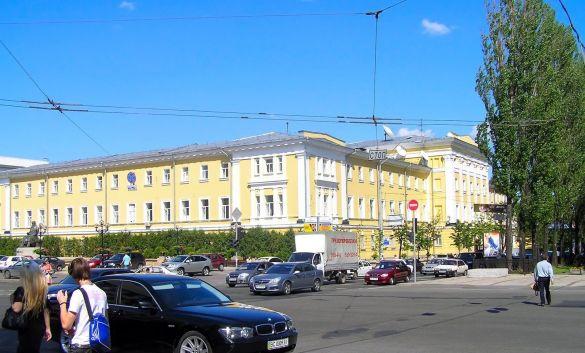 Бульвар Шевченка