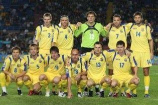 Украина - Хорватия - 0:0