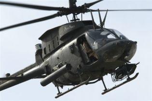 Итальянский вертолет разбился во Франции