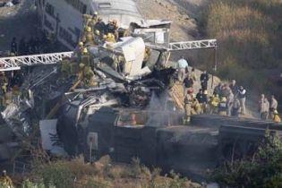 В США произошла авария двух поездов. Есть жертвы