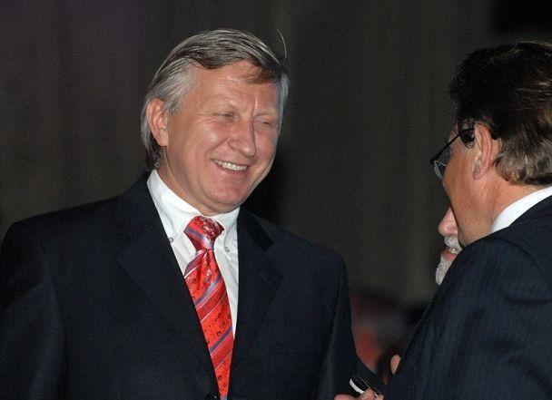 На юбилее киностудии Довженко Черновецкий целовался с Сумской (фото)