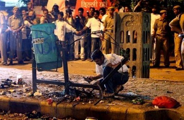 Делі, Індія