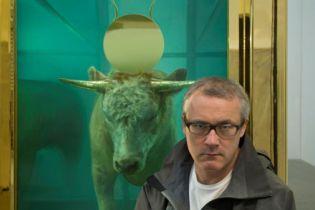 10 млн. фунтов за теленка с золотыми копытами (видео)